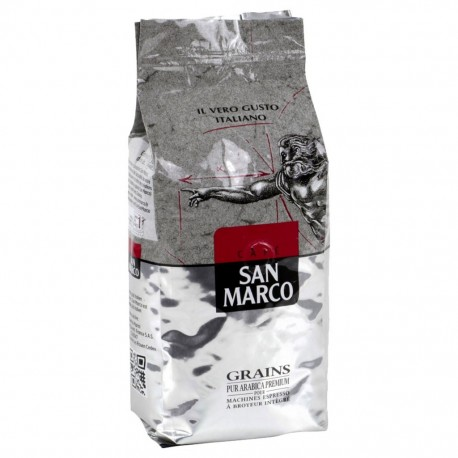 Café en grains San Marco