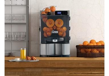 Distributeur jus d'oranges